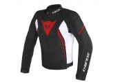 Jacket Dainese Tex Avro D2 Black/White/Red