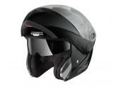 Modular Helmet Openable Shark OPENLINE PRIME Black