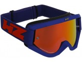 Goggles Off-Road HZ STORM Matte Blue OTG Compatible