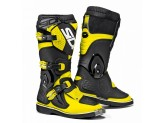 Boots Moto Sidi Off-Road Flame Yellow Fluo Black