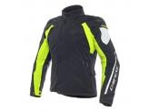 Jacket Dainese D-Dry Rain Master Waterproof Black/Glacier-Gray/Fluo-Yellow
