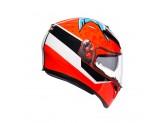 Helmet Full-Face Agv K-3 SV Attack