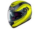 Helmet Full-Face X-Lite X-661 Extreme Titantech Verdon 5 Titanium Yellow