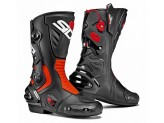 Boots Moto Racing Sidi Vertigo 2 Black Red Fluo
