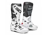 Boots Moto Sidi Off-Road ATOJO SRS Black White