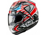 Helmet Full-Face Arai Rx-7 V Replica Hayden Laguna Seca