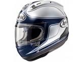 Helmet Full-Face Arai Rx-7 V Replica Spencer 40th Silver