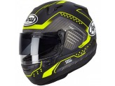Helmet Full-Face Arai QV-PRO Drone Yellow Fluo