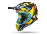 Helmet Full-Face Off-Road Airoh Aviator 2.3 AMS Fame Yellow Matt