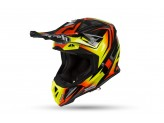 Helmet Full-Face Off-Road Airoh Aviator 2.3 Fame Orange Gloss