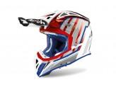 Helmet Full-Face Off-Road Airoh Aviator 2.3 Glow Red Chrome