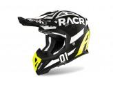 Helmet Full-Face Off-Road Airoh Aviator Ace RACR Gloss