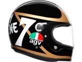 Helmet Full-Face Agv Legends X3000 Barry Sheene Limited Edition