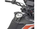 BF51 - Givi Flange for Tanklock tank bags KTM 390 Adventure 2020