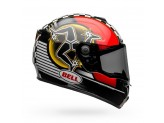 Full-face Helmet Bell Srt Isle of Man 2020 Gloss Black Red