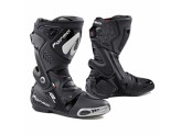 Leather Boots Racing Forma Ice Pro Black White