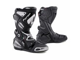 Leather Boots Racing Forma Ice Pro Flow Black White