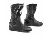 Leather Boots Racing Forma Freccia  Dry Black