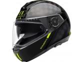 Helmet Full-face Flip-Up Schuberth C4 Pro Carbon Fusion Yellow Glossy