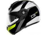 Helmet Flip-Up Schuberth C3 Pro Sestante Glossy Yellow