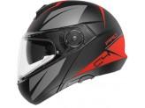 Helmet Full-face Flip-Up Schuberth C4 Pro Merak Matt Red