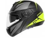Helmet Full-face Flip-Up Schuberth C4 Pro Merak Matt Yellow