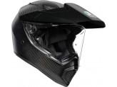 Helmet Full-Face Agv AX 9 Matt Carbon
