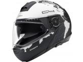 Helmet Full-face Flip-Up Schuberth C4 Pro MAGNITUDO White Matt