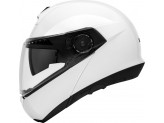 Helmet Full-face Flip-Up Schuberth C4 Basic Glossy White