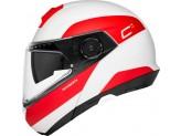 Helmet Full-face Flip-Up Schuberth C4 Pro Fragment Matt Red
