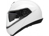 Helmet Full-face Flip-Up Schuberth C4 Pro Glossy White