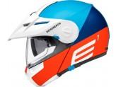 Helmet Flip-UP Off-Road Schuberth E1 Cut Matt Blue