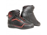 Boots Dainese Raptors D-Wp Black Red Fluo