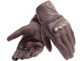 Motorcycle Gloves Dainese CORBIN AIR UNISEX Brown