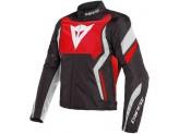 Jacket Dainese Edge Tex Lava Red Black White