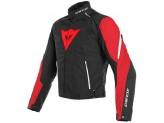 Waterproof Jacket Dainese Laguna Seca 3 D-Dry Red Black White