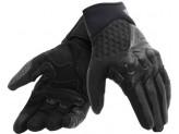 Motorcycle Gloves Dainese X-Moto Unisex Black Anthracite