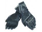 Motorcycle Gloves Woman Dainese CARBON D1 LONG Black