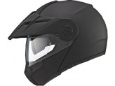 Helmet Flip-UP Off-Road Schuberth E1 Matt Black