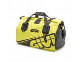 EA115FL - Givi Waterproof roller bag saddle or luggage rack 40 Lt Yellow Fluo