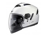 Helmet Full-Face Crossover Grex G4.2 Pro Kinetic 24 Metal White