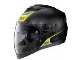 Helmet Full-Face Crossover Grex G4.2 Pro Vivid 33 Matt Black