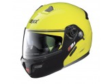 Helmet Flip-Up Full-Face Grex G9.1 Evolve Couplè 19 Led Yellow
