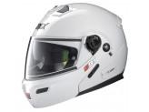 Helmet Flip-Up Full-Face Grex G9.1 Evolve Kinetic 24 Metal White