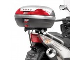 SR5608 - Givi Specific rear rack for MONOLOCK® Black PIAGGIO Vespa Primavera