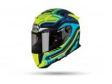 Helmet Full-Face Airoh GP500 Rival Blue Matt