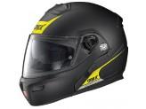 Helmet Flip-Up Full-Face Grex G9.1 Evolve Vivid 37 Matt Black Yellow
