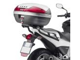 1109FZ - Givi Specific rear rack for MONOKEY or MONOLOCK Honda Integra 700