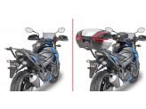 3113FZ - Givi rear rack for MONOKEY or MONOLOCK top case Suzuki GSX S750 (17)