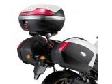 366FZ - Givi Rear Rack MONOKEY/MONOLOCK Yamaha FZ8 / Fazer 8 800 (10 > 15)
